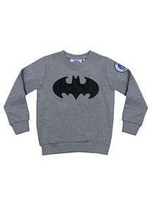 Batman Interchangeable Badge Sweatshirt