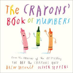 Crayons Book of Numbers