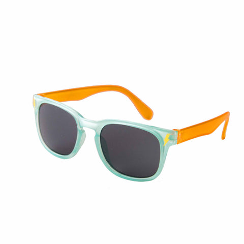 Lightning Flash Sunglasses Green