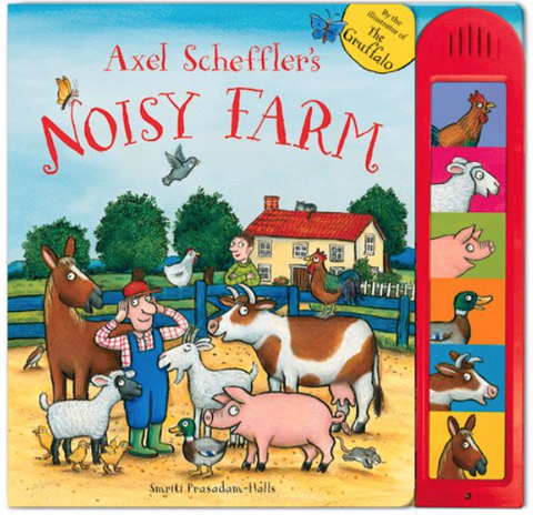 Noisy Farm: An Animal Sound Book