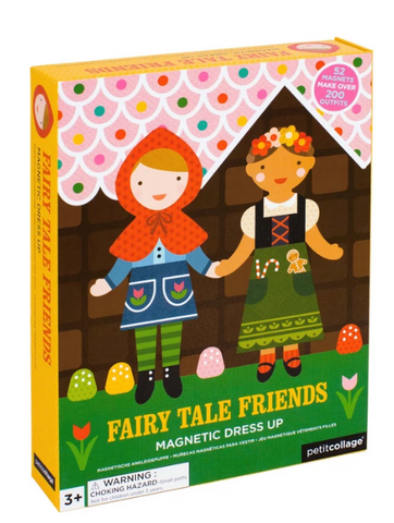 Magnetic Dress Up - FAIRY TALE FRIENDS