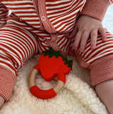 Strawberry Superfoods Teething Toy