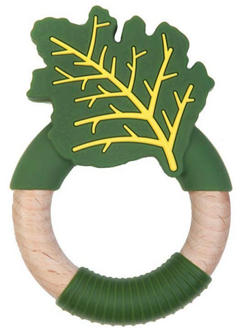 Kale Superfoods Teething Toy