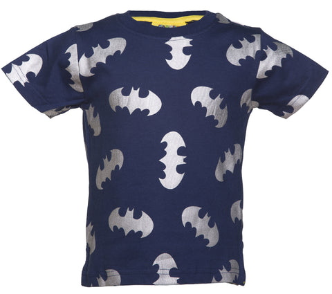 Batman Reflective Logo T-Shirt