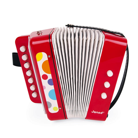 Confetti Accordion