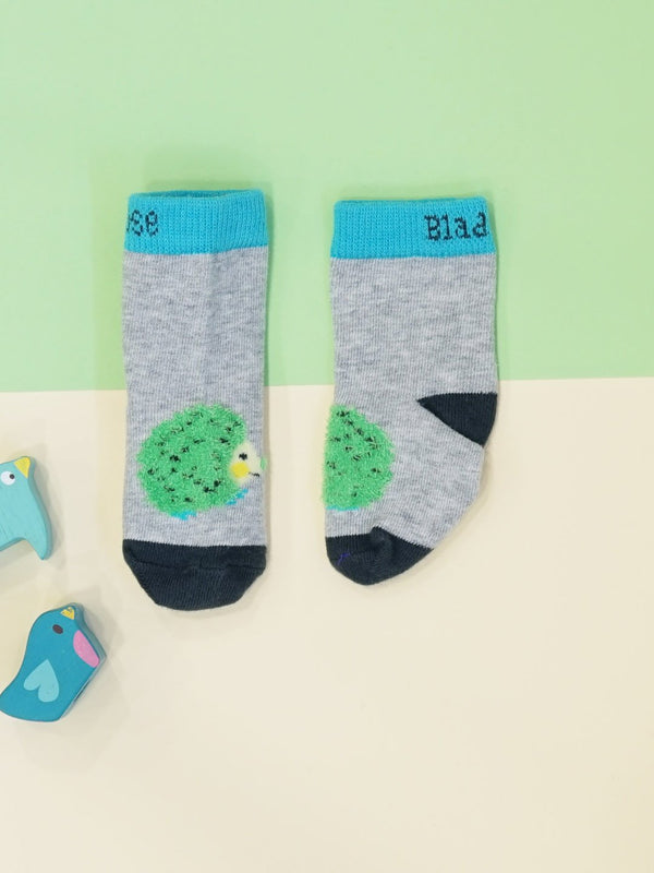 Bold Hedgehog Socks