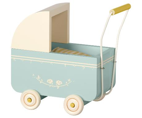 Pram for Micro, Light Blue