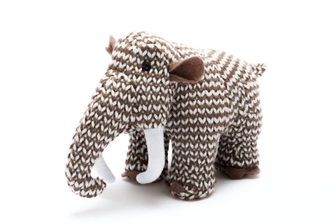 Woolly Mammoth rattle