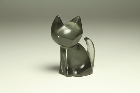 GREY MINX KITTY GEM