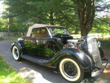 1935 Ford Roadster Classic Car Hot Rod Hemi Convertible