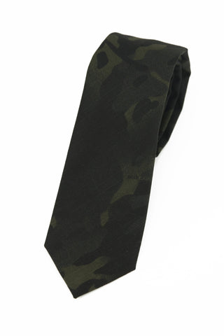 Army Woodland Camouflage Lapel Flower