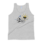 WHALE BE BLESSED - Unisex Tank Top • RobbyZEN