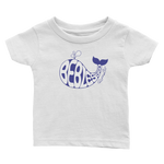 WHALE BE BLESSED - Infant Tee • RobbyZEN