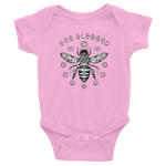 HONEY BEE BLESSED - Onesie • RobbyZEN