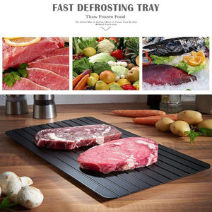 Fast Defrosting Tray - creative watcher