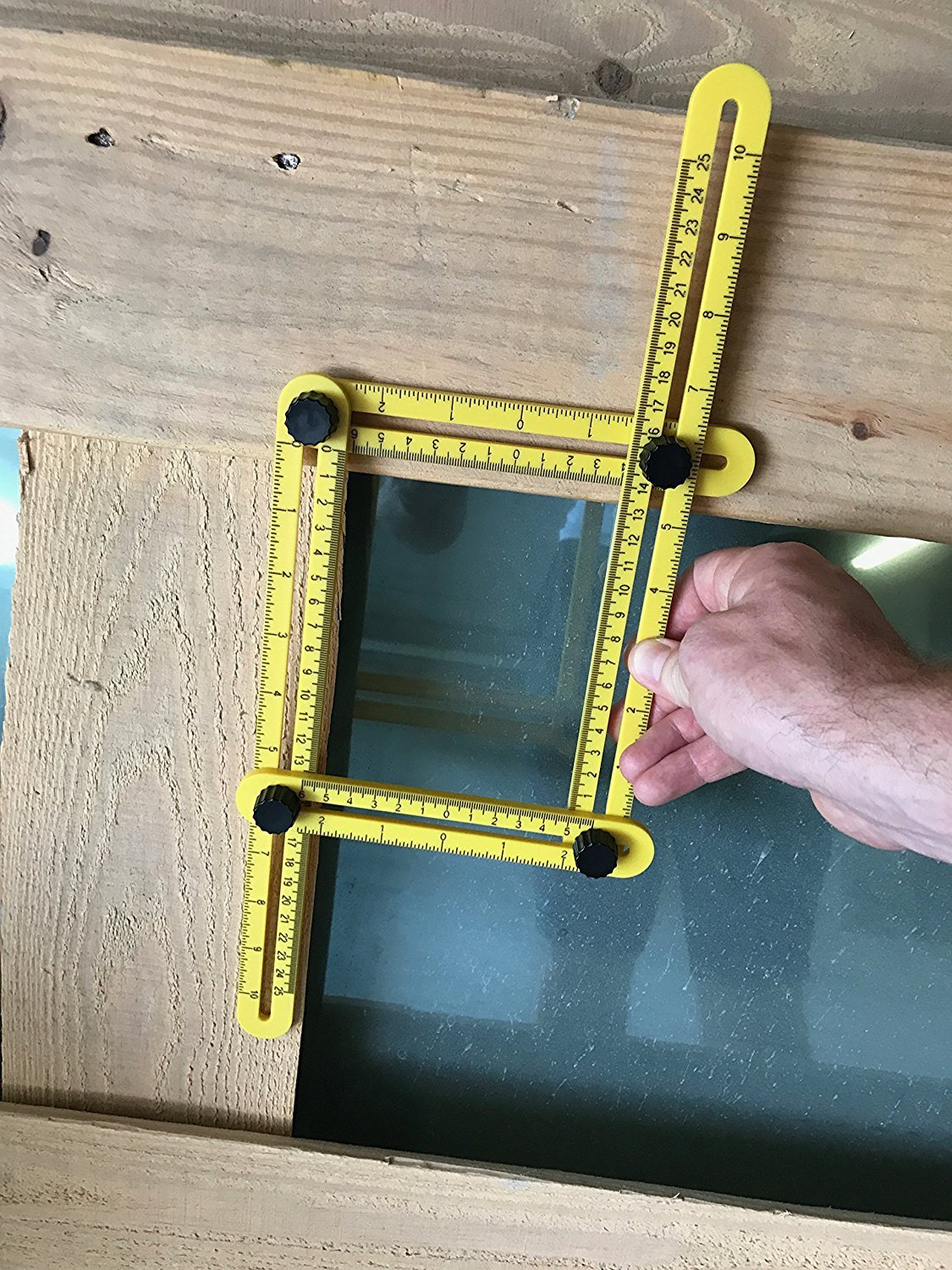 ProTra-Watcher® Extreme Ruler