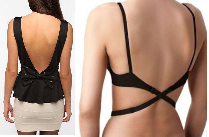 Adjustable Low Back Bra Converter - creative watcher