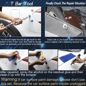 Paint-Free Dent Complete Repair Tool - creative watcher