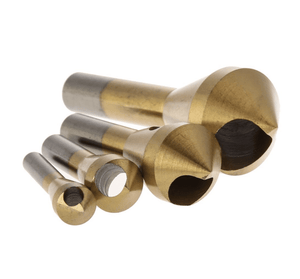 Titanium Coated Countersink Deburring Drill Bit - creative watcher