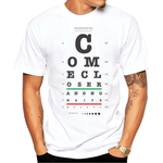 Visual Chart Men's T-Shirt - creative watcher