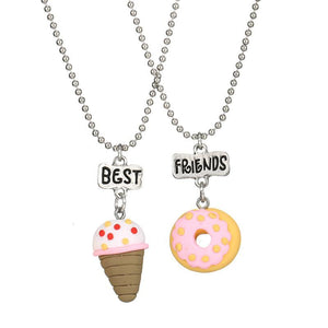 Vintage Besties Pendant - creative watcher