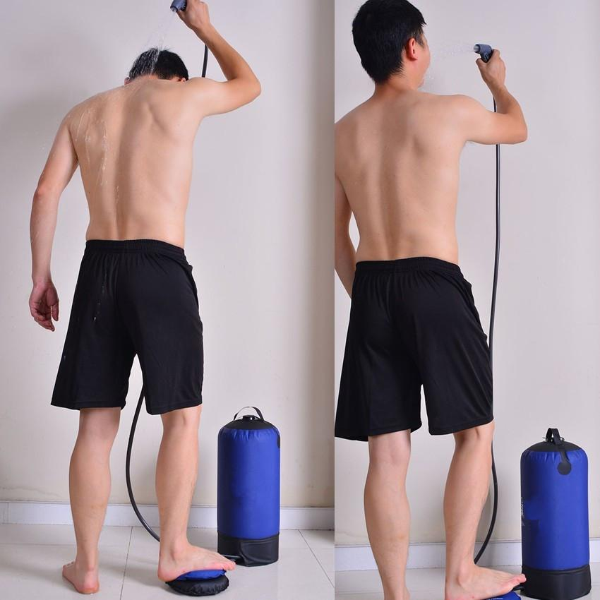 Portable Inflatable Shower - creative watcher