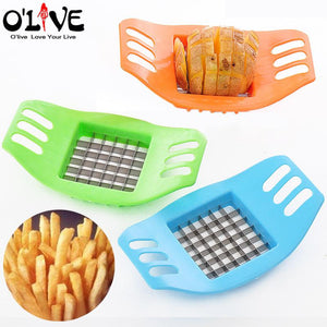 Fries-Watcher French Fries Cutter - creative watcher