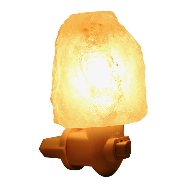 Himalayan Salt Night Lamp - creative watcher