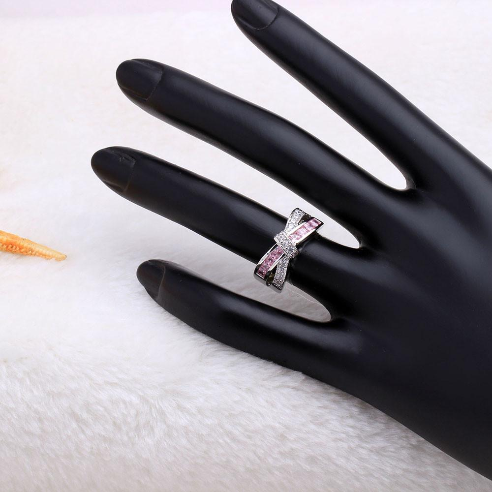 Breast Cancer Awareness Ring - creative watcher