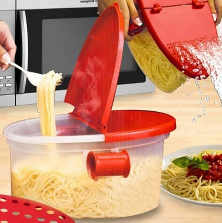 Microwave Pasta Boat - creative watcher