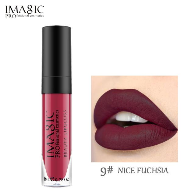 IMAGIC Waterproof Long Lasting Liquid Lipstick - creative watcher