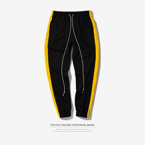 Stripe Men Sweatpants - creative watcher