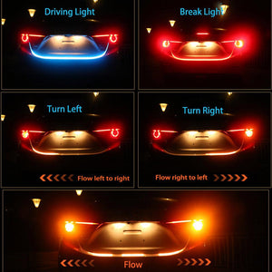 FLOW LED STRIP TRUNK LIGHT (WORKS FOR ALL VEHICLES) - creative watcher