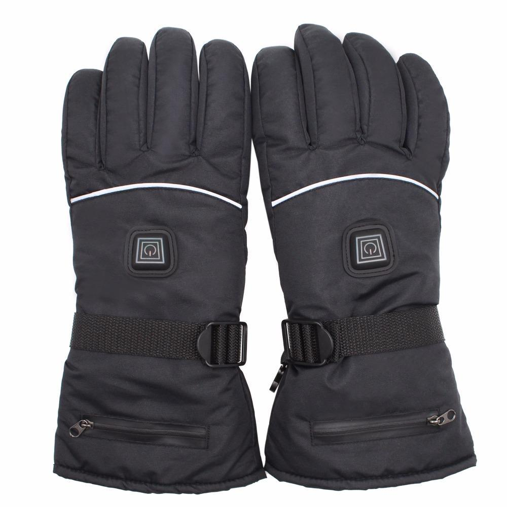 Polar Gloves - Electric Heated Gloves - creative watcher
