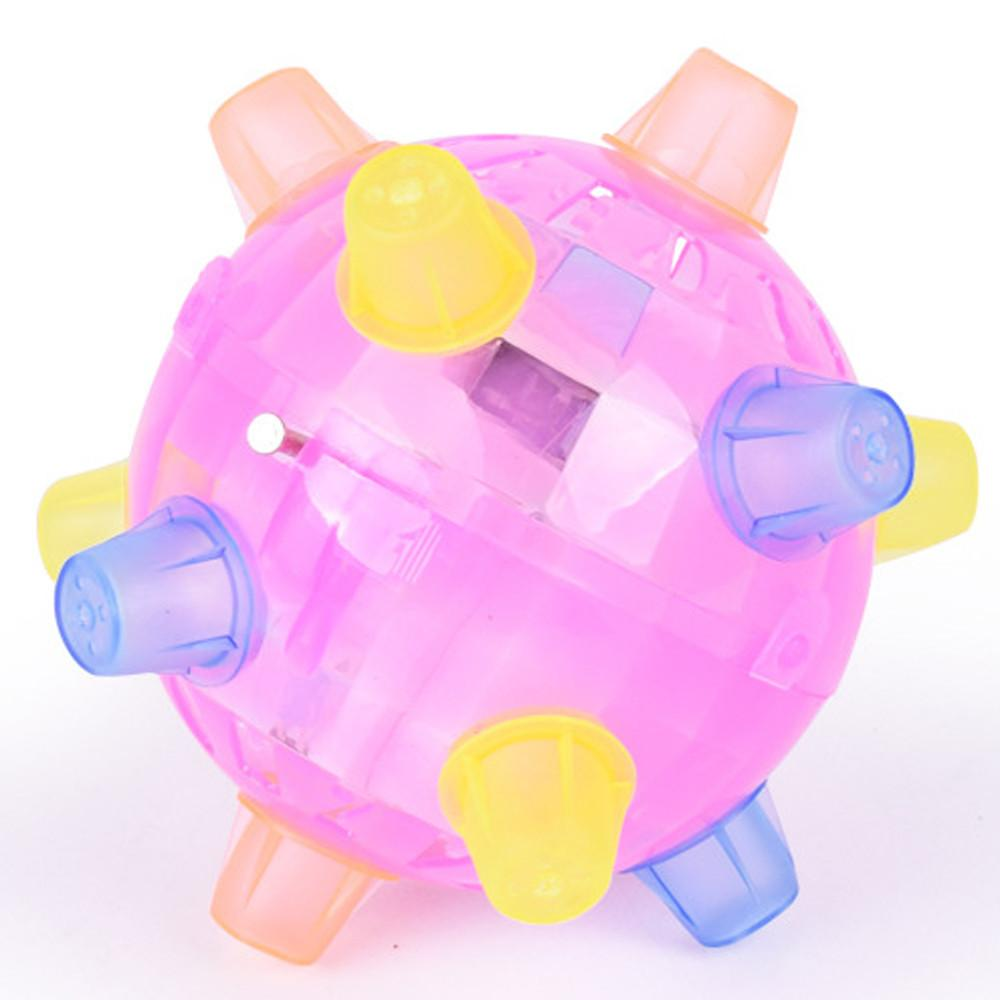 Jumping Ball Pet Toy - creative watcher