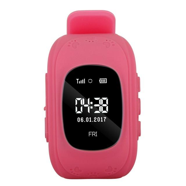 KidSmart™ GPS Tracker Wristwatch - creative watcher