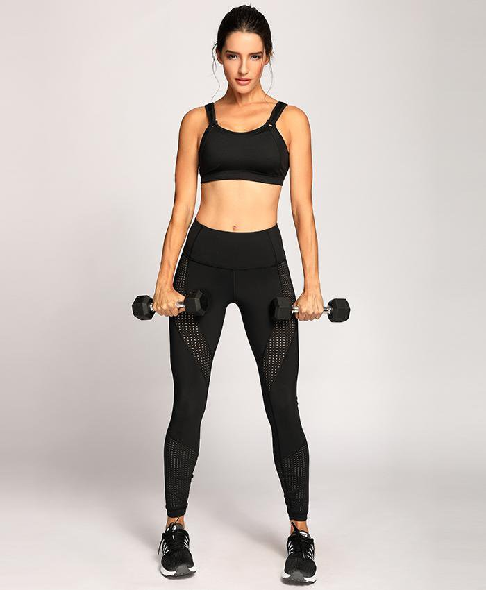 Active™ High Impact Sports Bra - creative watcher