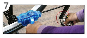 Bicycle Chain Cleaner - creative watcher