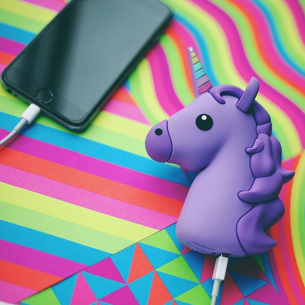 UNICORN POWER BANK FOR ANDROID & IOS - creative watcher