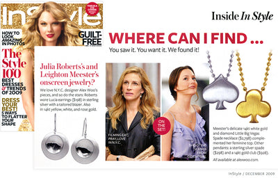 InStyle - Where Can I Find Julia Roberts's and Leighton Meester's onscreen jewelry?