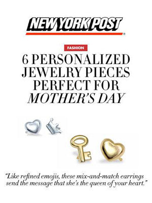 New York Post - 6 Personalized Jewelry Pieces Perfect for Mother's Day