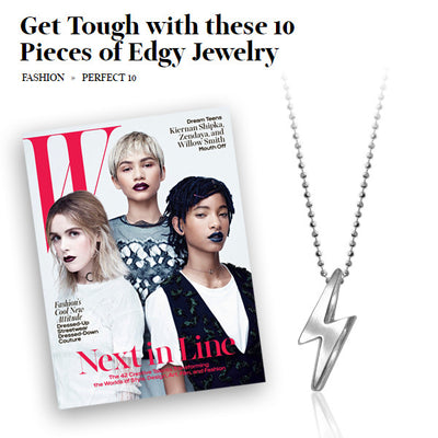 W Magazine - Get Tough With These 10 Pieces of Edgy Jewelry