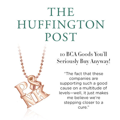 Huffington Post - Little Activist PINK