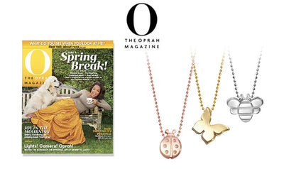 Oprah Magazine - Little Icons