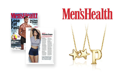 Men's Health - Astrological Signs Twin Stars and Letter P