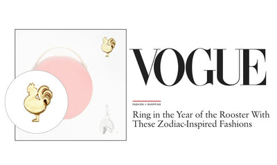 Vogue - Chinese Zodiac Signs Rooster
