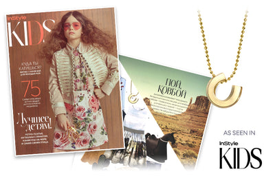 Instyle KIDS Russia - Luck Horseshoe