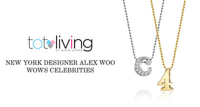 Tot Living - New York Designer Alex Woo Wows Celebrities
