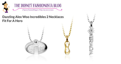 Disney Fashionista - Necklaces Fit For A Hero