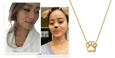 Jamie Chung - Little Activist Paw